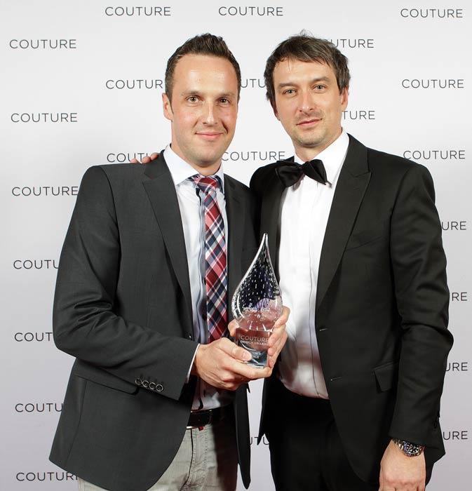 Lars Heinz and Gannon Brousseau