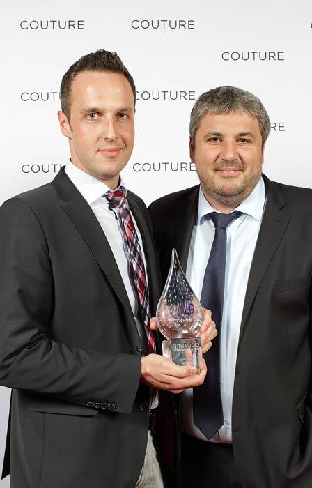 Lars and Martin Heinz