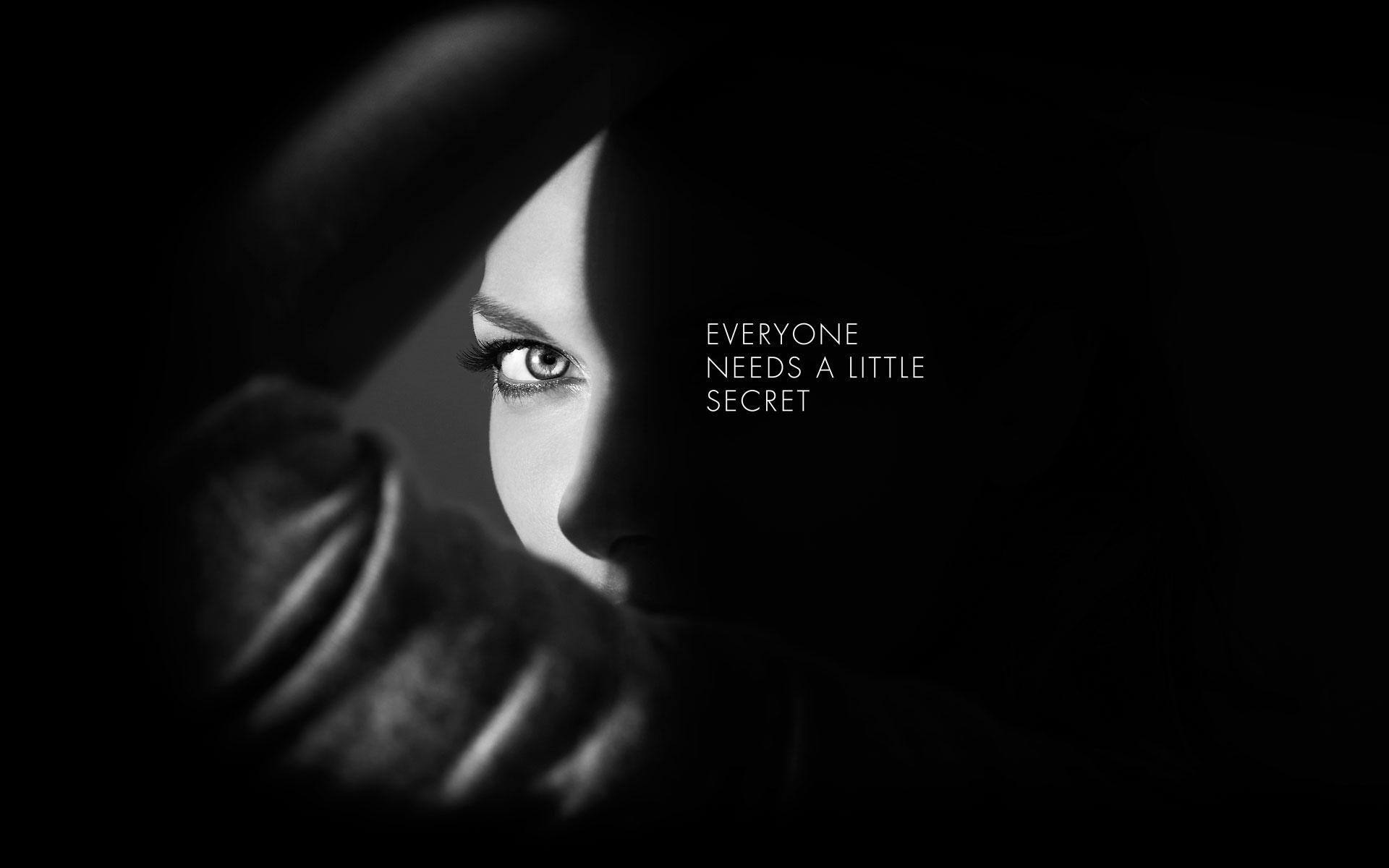 Everyone needs a little secret